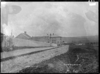 Cliff Street, Raglan, 1910 - Photograph taken by Gilmour Brothers