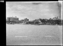 Regatta at Raglan, 1911 - Photograph taken by P.H.W.