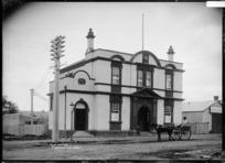 Pukekohe Post Office