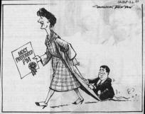 Tremain, Garrick, 1941- :Most preferred PM. Christchurch Press, 13 June 1997.