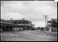 Sloane Street, Te Awamutu, ca 1910s