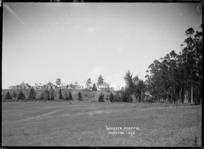 Waikato Hospital and Nurses' Home, Hamilton