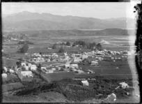 General view of Coromandel township