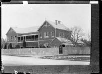 The Roman Catholic Convent, Ashburton - Photograph taken by A.W.H.