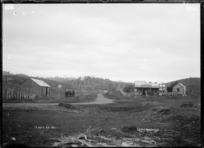 Te Mata, near Raglan, Waikato District, 1910 - Photograph taken by Gilmour Brothers