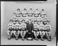 Tawa College, 1969 1st XV rugby union team, Wellington