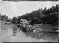 Mansion House, Kawau Island from the water