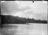 Overton, Okete Bay, Raglan Harbour - Photograph taken by Gilmour Brothers
