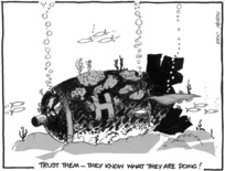 Heath, Eric Walmsley, 1923- :Trust them - they know what they are doing! [11 May 1989].