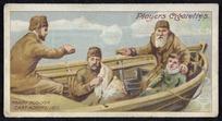 John Player & Sons Ltd: Henry Hudson cast adrift, June 23rd 1611 [1915].