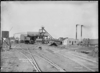 The Extended Mine at Huntly, ca 1910s