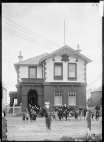 Huntly Post Office, ca 1910s