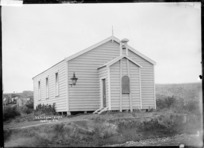 Wesleyan Church at Huntly, ca 1910s