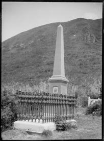 Grave of Edwin Bainbridge