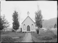 Catholic Church, Ngaruawahia - Photograph taken by G & C Ltd