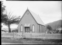 Presbyterian Church, Ngaruawahia - Photograph taken by G & C Ltd