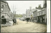 [Postcard]. Shakespeare Road, Napier, N.Z.. HB post card [ca 1900-1910].