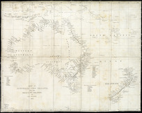 Map of Australia, New Zealand, and the adjacent islands [cartographic material] / by John Arrowsmith, 1841.