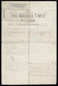 Victoria times.