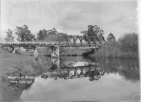 Bridge over the Waipa River, Otorohanga, Waikato