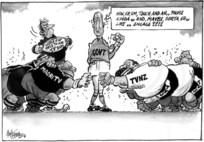 Hubbard, James, 1949- :World Cup Free to Air TV bids. October 2009