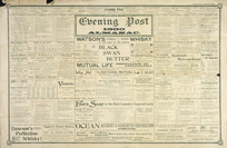 Evening Post: Evening Post 1900 almanac. 1900