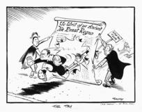 Sanders, James E, fl 1949-1970 (Sandy) :The try. 10 June 1970.