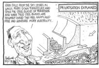 Scott, Thomas, 1947- :Privatisation explained. 3 November 2011
