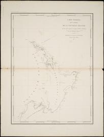 Carte générale de la partie de la Nouvelle-Zélande, reconnue par le Cap'ne de frégate Dumont D'Urville [cartographic material] / dressé par Mr. Lottin, Enseigne de Vau, expédition de la corvette de S.M. l'Astolabe, Janvier, Février, Mars 1827 ; gravé par Chassant ; ecrit par Hacq.