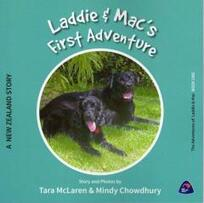 Laddie & Mac's first adventure / story and photos by Tara McLaren & Mindy Chowdhury.