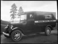 Wanganui Hospital Ambulance