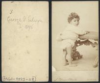George A Selwyn - Photograph taken by J Palmer Clarke