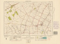 Lincoln [electronic resource] / prepared from official surveys and aerial photographs ; L. Boddington, March 1949.