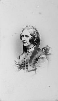 Webster, Hartley fl 1852-1900 (Photographer) : Sarah Harriet Selwyn