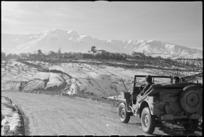 Village of San Eusiano De Sangro in Italy, World War II - Photograph taken by George Kaye