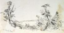 Hodgkins, William Mathew, 1833-1898 :In Deborah Bay [1860-1895].