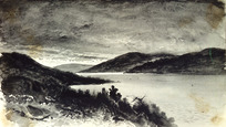 Hodgkins, William Mathew, 1833-1898 :Ravensbourne. [1860-1895].