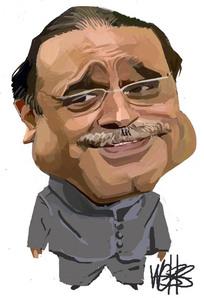 Webb, Murray, 1947- :[Asif Ali Zardari]. 6 April 2012
