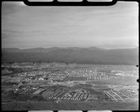 Aerial view of Mangakino