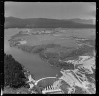 Maraetai hydro-electric power station, Mangakino, Waikato River