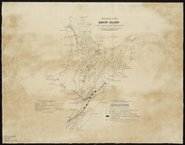 Portion of the North Island (accompanying Mr. Halcombe's report) [cartographic material] / A. Koch, delt.