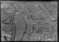 One Tree Hill Borough Council area with Cornwall Park and the suburb of Greenlane with rugby grounds next to Alexandra Park, Auckland city