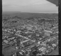 Hawera, South Taranaki District, showing commercial area