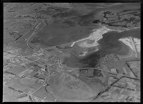 Mangere drainage, Auckland, including Puketutu Island