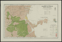 Geological map of Waiwera and Tiritiri survey districts [cartographic material] / drawn by G.E. Harris and J.E. Hannah.