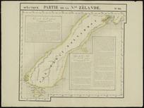 Partie de la Nle. [i.e. Nouvelle] Zelande [cartographic material] : oceanique.