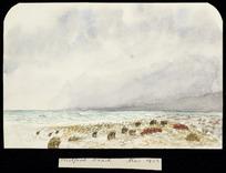 Artist unknown :Milford Beach, Mar. 1902