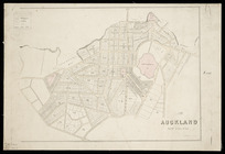 Auckland, New Zealand [cartographic material].