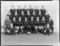 All Blacks, New Zealand representative rugby team, 1965