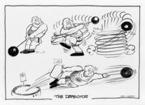 Heath, Eric Walmsley 1923-:The Defector. The Dominion, 22 August 1980.